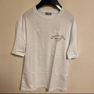 DIOR HOMME - 新品 XS dior homme アトリエロゴ Tシャツ