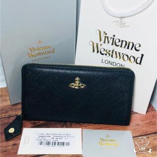 Vivienne Westwood - 【未使用】Vivienne Westwood 長財布 ラウンドファスナー