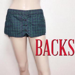 BACKS - 新品タグ付き♪バックス 極かわスカートパンツ♡マウジー ロデオクラウンズ