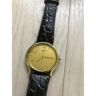 セイコー(SEIKO)のセイコー クレドール シグノK18YG/SSジャンク(腕時計(アナログ))