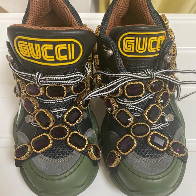 Gucci - GUCCI フラッシュトレック スニーカーの通販