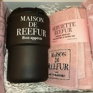 メゾンドリーファー(Maison de Reefur)の☆梨花ブランド☆(ハンカチ)