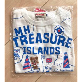 mikihouse - ✴︎新品未使用 MIKI HOUSE ミキハウス Tシャツ 90