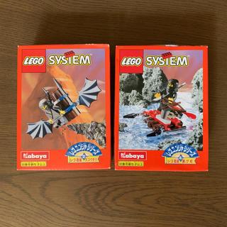 Lego - カバヤ レゴ Kabaya LEGO ニンジャシリーズ  2と4 未開封品
