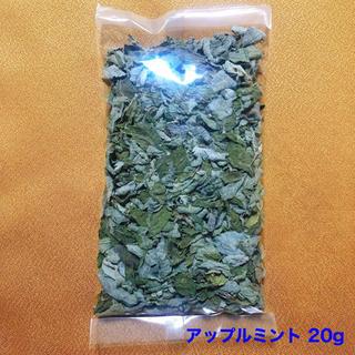 【上座ファーム】乾燥ハーブ アップルミント 20g(茶)