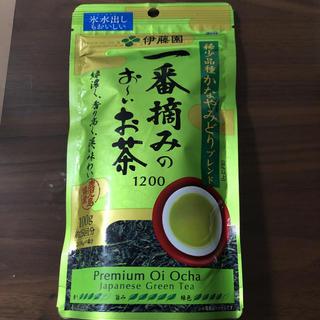 伊藤園 - 伊藤園の一番摘みのお〜いお茶1200