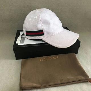 Gucci - グッチ キャップ 新品