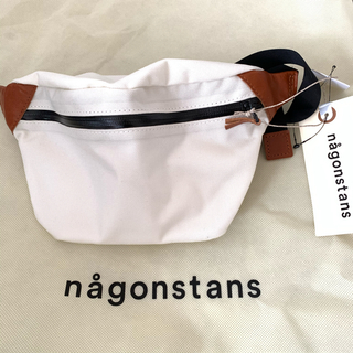 ENFOLD - nagonstans ナゴンスタンス ウエストバッグ ボディバッグ