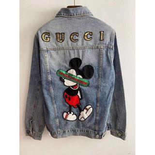 Gucci - グッチ デニムジャケット サイズL