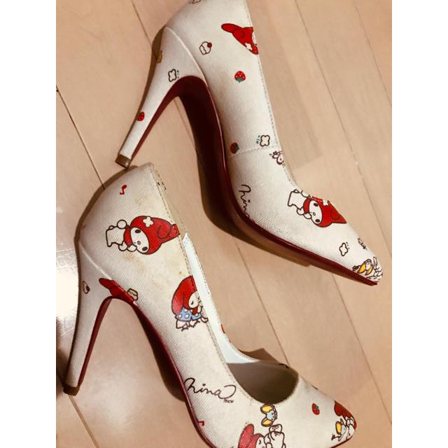 Nina mew(ニーナミュウ)のニーナミュウ パンプス マイメロ レディースの靴/シューズ(ハイヒール/パンプス)の商品写真