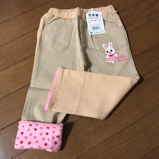 mikihouse - 【新品】ミキハウス 異素材 パンツ 90