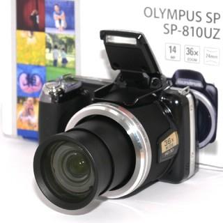 OLYMPUS - 【OLYMPUS】iPhoneにかんたん転送★超コンパクト★SP-810UZ