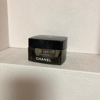 シャネル(CHANEL)のシャネル  ルリフトクリーム 空ビン(容器)