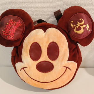 Disney - ディズニーランド スーベニアランチバッグ ミッキーパン