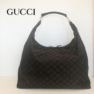 グッチ(Gucci)の極美品 グッチ キャリーオンラゲッジ ワンショルダー バッグ(ショルダーバッグ)
