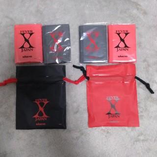 サンキョー(SANKYO)のパチンコ FEVER XJAPAN ポケットティッシュ(パチンコ/パチスロ)