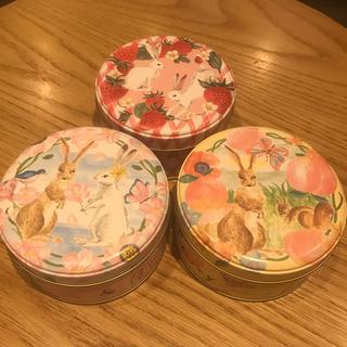 アフタヌーンティー(AfternoonTea)の定価3300円 利光春華さんxAfternoon Tea/春のお茶3個セット(茶)