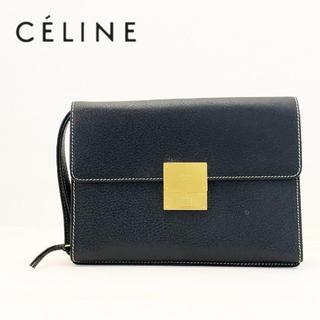 セリーヌ(celine)のヴィンテージ 極美品 セリーヌ セカンドバッグ(クラッチバッグ)