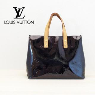 ルイヴィトン(LOUIS VUITTON)の極美品 ルイヴィトン ハンドバッグ モノグラムヴェルニ リード(ハンドバッグ)