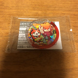 Nintendo Switch - ☆非売品☆妖怪ウォッチ4++ 初回特典 ジバニャン&ジンペイ妖怪Yメダル 特典♪
