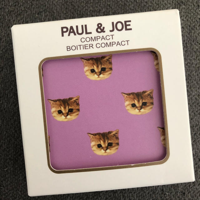 PAUL & JOE(ポールアンドジョー)のポールアンドジョー リップケース コンパクト コスメ/美容のキット/セット(その他)の商品写真