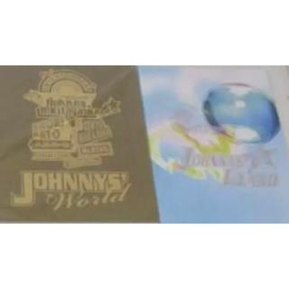 Johnny's - ジャニワ&ジャニアイ パンフレット