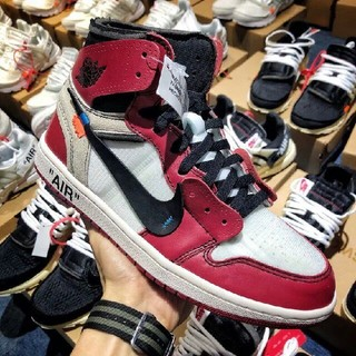 OFF-WHITE - THE 10 Air Jordan 1 x OFF-WHITE