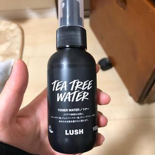 ラッシュ(LUSH)のティーツリーウォーター(化粧水/ローション)