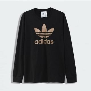 adidas - アディダス 長袖Tシャツ