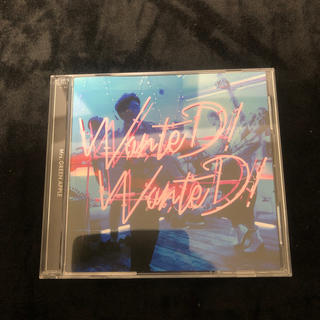 WanteD! WanteD!(初回限定盤)
