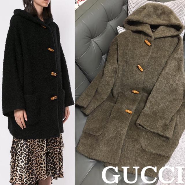 シチズン 時計 スーパー コピー | Gucci - AWx路面店美品_GUCCI/グッチ_ダッフルコートxアルパカ100%ジャケットの通販