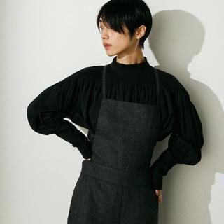 moussy - スタミキ ブラウス シャツ ブラック