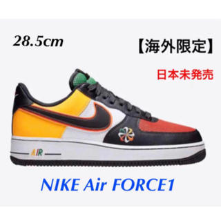 NIKE - NIKE AIR FORCE 1 LOW SUNBURST  【海外限定】