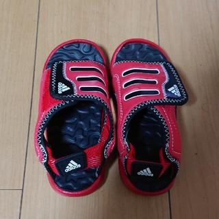 adidas - アディダスベビーキッズ サンダル 15センチ 値下げ可能