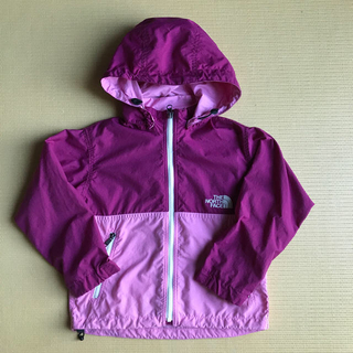 THE NORTH FACE - ノースフェイス キッズ  110 コンパクトジャケット