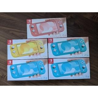 ニンテンドースイッチ(Nintendo Switch)の【新品】任天堂 Nintendo Switch セット(家庭用ゲーム機本体)