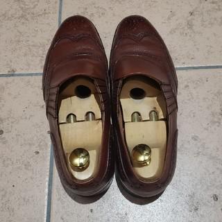 ヤンコ(YANKO)の!!再値下げ!!Yanko 茶色 革靴(ドレス/ビジネス)