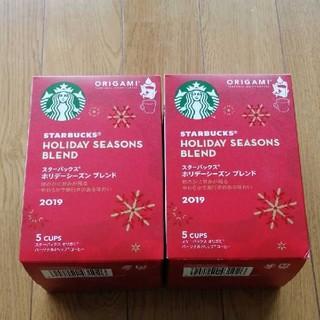 Starbucks Coffee - [STARBUCKS] 2019 HOLIDAY SEASON BLEND