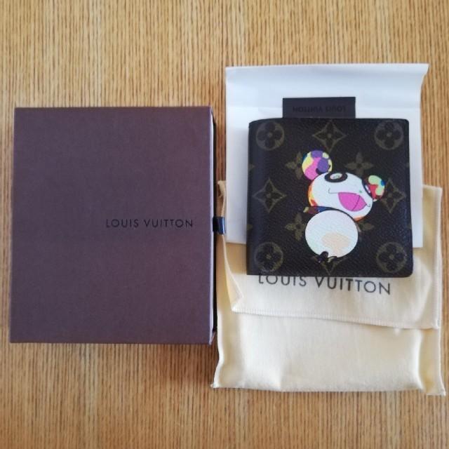 スーパー コピー IWC 時計 / LOUIS VUITTON - ヴィトン パンダ 村上隆 限定 廃盤 LOUIS VUITTON 財布 の通販