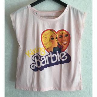 バービー(Barbie)の値下げ中! Barbie ♡ Ken Tシャツ(Tシャツ(半袖/袖なし))