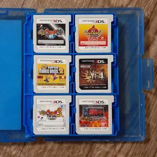 3DSLLソフト6個セット