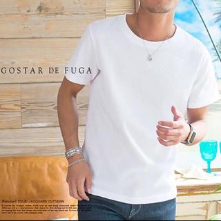 フーガ(FUGA)の GOSTAR DE FUGA ゴスタールジフーガ   ジャガード Tシャツ(Tシャツ/カットソー(半袖/袖なし))