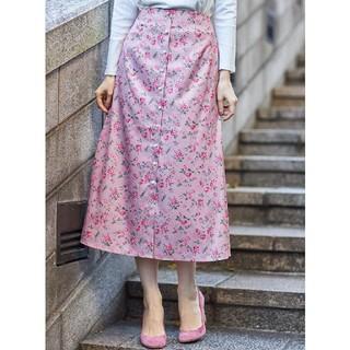 tocco - フラワーパールロングスカート