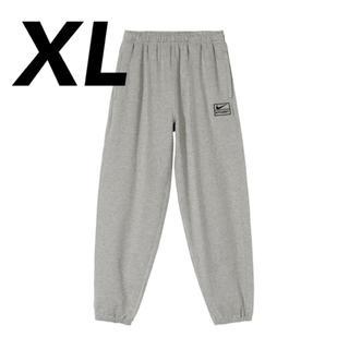 STUSSY - NIKE stussy Fleece Pant (Grey) XL