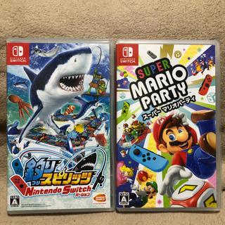 Nintendo Switch - 釣りスピリッツ マリオパーティー