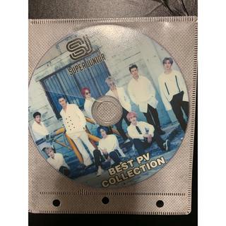 SUPER JUNIOR - SUPER JUNIOR   MV集  DVD