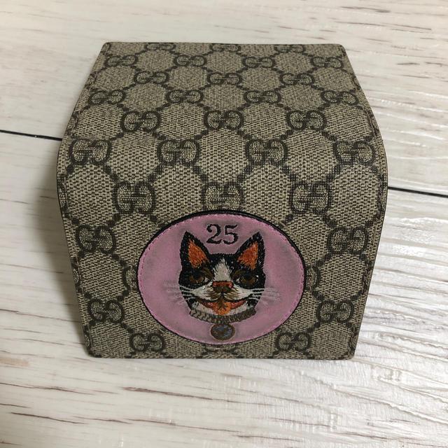 Gucci - 【限定】GUCCI ボスコ bosco アップリケ 折り財布の通販