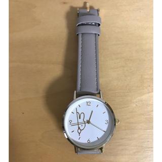 スタディオクリップ(STUDIO CLIP)のミッフィー腕時計 ミッフィー スタディオクリップ(キャラクターグッズ)