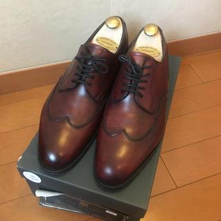 エドワードグリーン(EDWARD GREEN)のEdward Green leather shoes 25.5cm(ドレス/ビジネス)