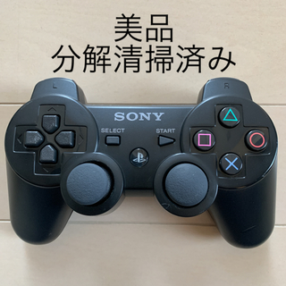 PlayStation3 - 美品 SONY PS3 純正 コントローラー DUALSHOCK3 黒